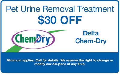 pet urine odor treatment coupon deal