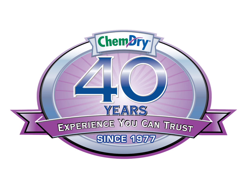 40 years badge chemdry LA